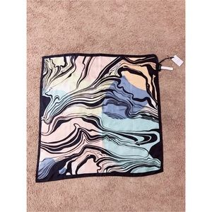 Galeries Lafayette Scarf purchased while in Paris